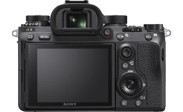Sony Alpha a9 (no lens included) Back