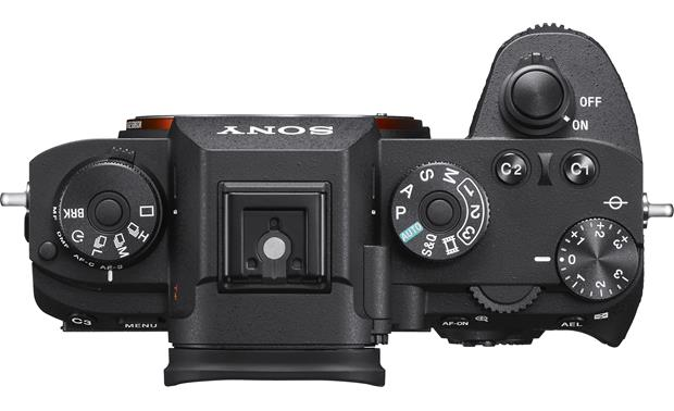 Sony Alpha a9 (no lens included) Top