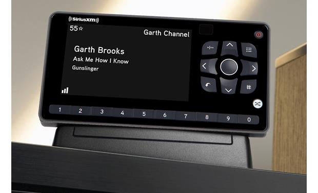 SiriusXM Onyx EZR Enjoy your favorite programming at home