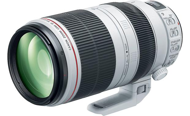 Canon EF 100-400mm f/4.5-5.6L IS II USM Front