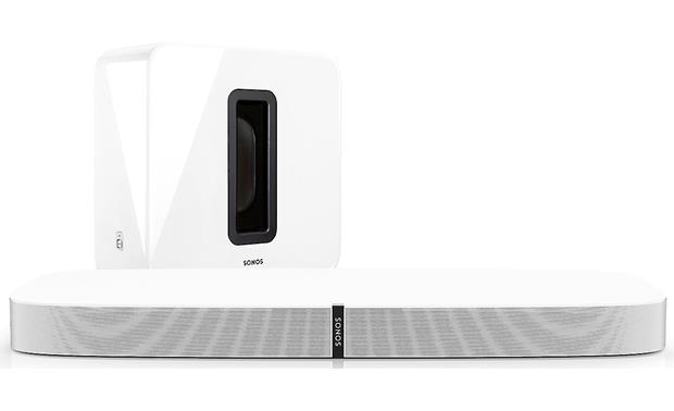 Sonos Playbase 3.1 Home Theater System White