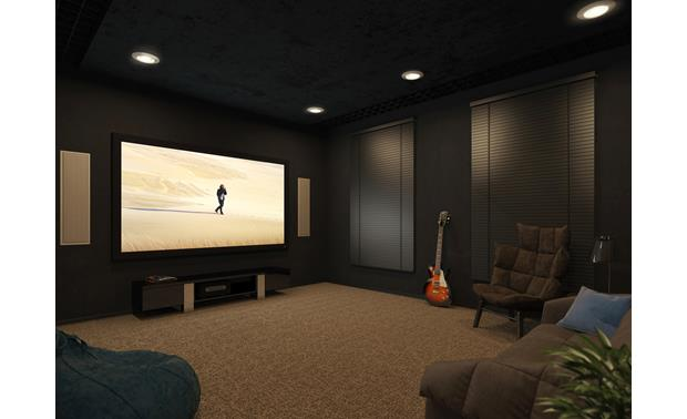 Screen Innovations 3 Series You don't need a large room to enjoy a large screen