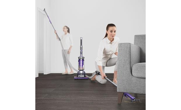 Dyson Ball Animal 2 Includes wand and long-reach hose attachments for hard-to-reach locations