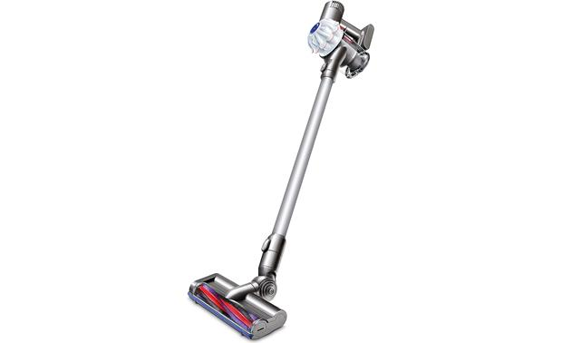 Dyson V6 Cord-free The cordless design makes cleaning easy