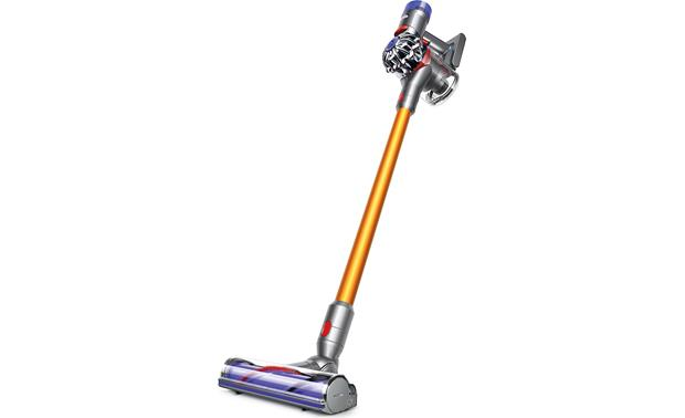 Dyson V8 Absolute The cordless design makes cleaning easy