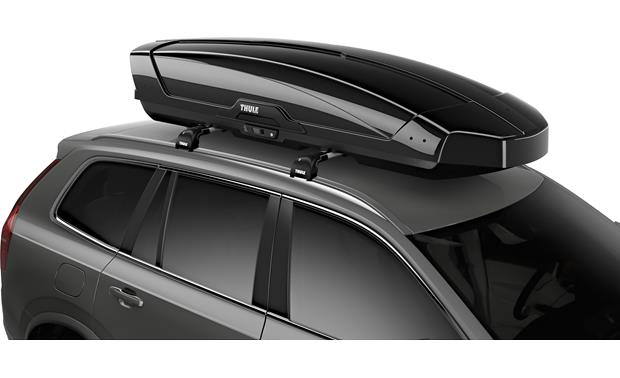 Thule Motion XT Rooftop Cargo Carrier Front