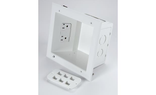 Metra ethereal Recessed Media Box II Surge Supressor Other
