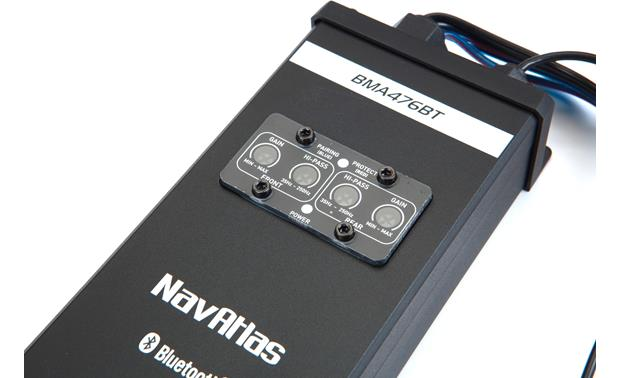 NavAtlas BMA476BT Other