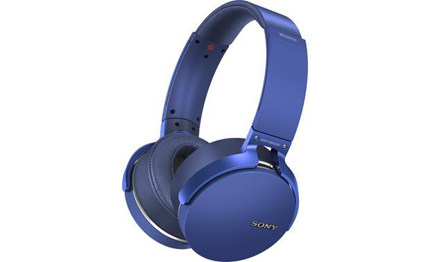 b0a2bf1cfd6 Sony MDR-XB950B1 EXTRA BASS™ (Blue) Wireless Bluetooth® headphones ...