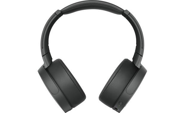 Sony MDR-XB950N1 EXTRA BASS™ Straight ahead view