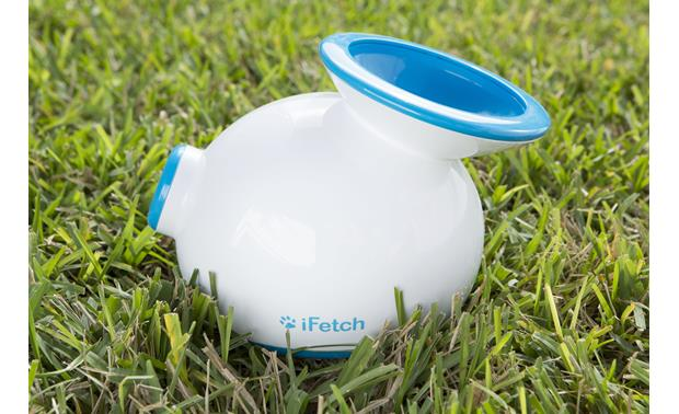 iFetch Ready for indoor or outdoor play