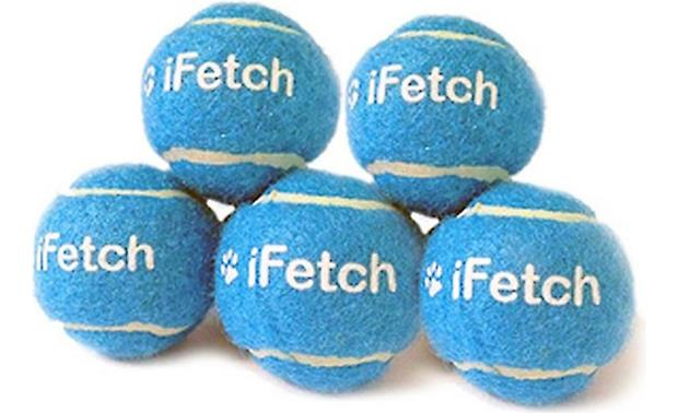 iFetch Mini Tennis Balls Front