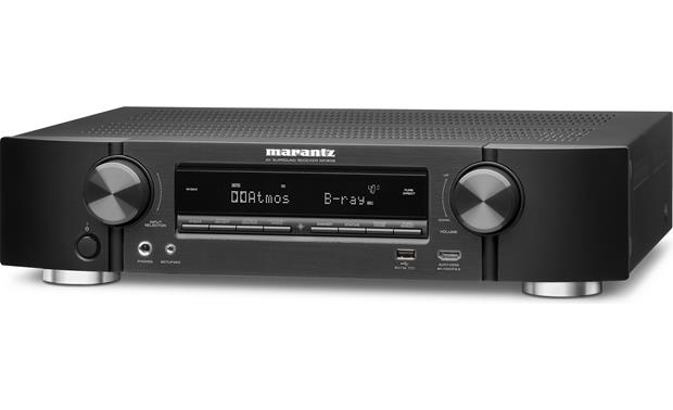 Marantz NR1608 Angled front view