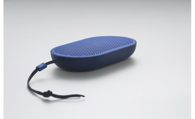 Bang & Olufsen Beoplay P2 Royal Blue - with leather strap