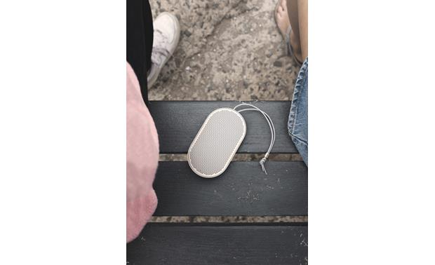 Bang & Olufsen Beoplay P2 Sand Stone - ideal for personal listening