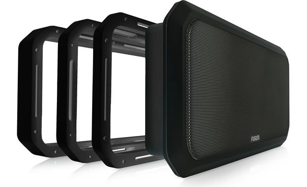 Fusion RV-FS402 Sound-Panel Shown with optional spacers