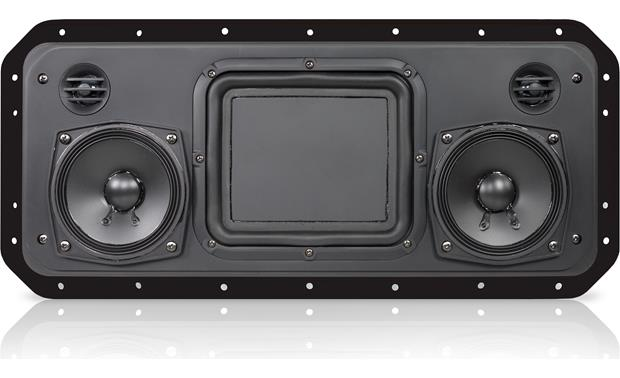 Fusion RV-FS402 Sound-Panel With grille removed