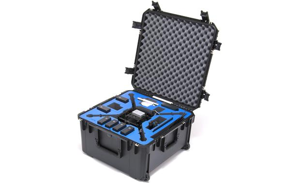 GPC Matrice 100 Case Safely store your Matrice 100 and a slew of accessories (not included)
