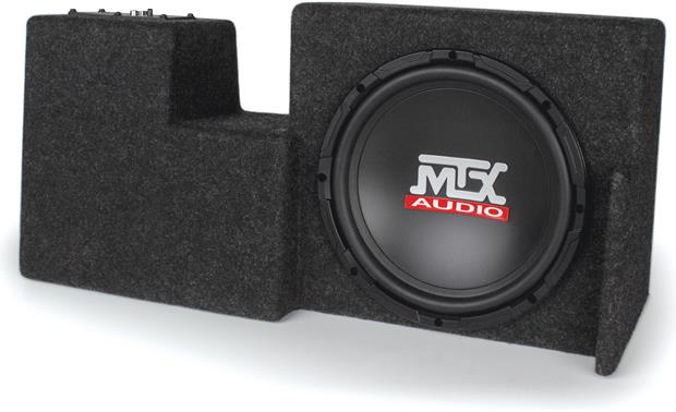 MTX Amplified ThunderForm sub/amp enclosure