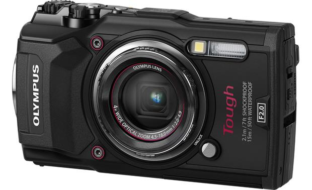 Olympus Tough Series TG-5 Front