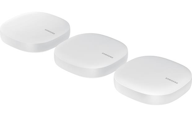 Samsung Connect Home Wi-Fi® Router 3-Pack Front