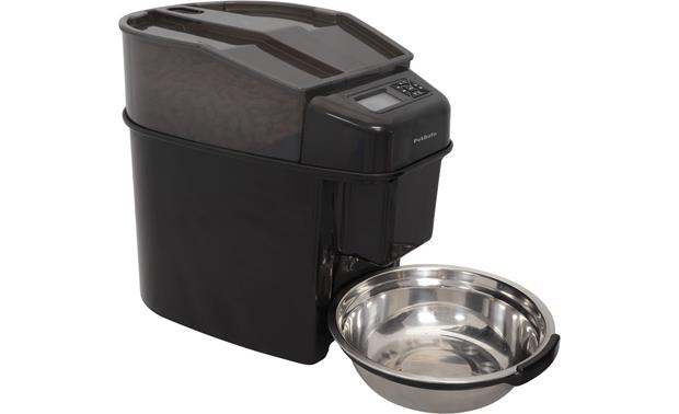 PetSafe Healthy Pet Simply Feed™ Comes with dishwasher-safe stainless steel bowl