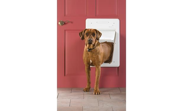 Petsafe Large Electronic Smartdoor Electronic Locking Pet Door For
