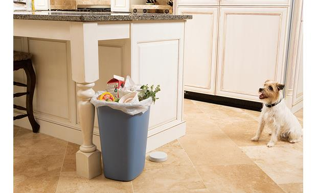 PetSafe Pawz Away® Indoor Barrier System This overflowing trash can will still be upright when you get home