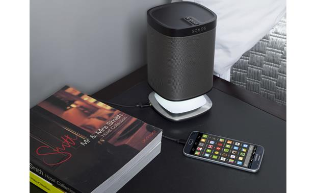 Flexson Illuminated Stand for Sonos Play:1 Ideal as a nightlight (PLAY:1 not included)