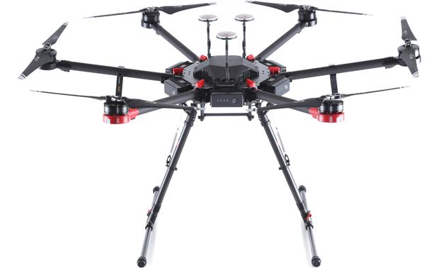 DJI Matrice 600 Pro Hexacopter Front