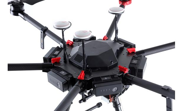 DJI Matrice 600 Pro Hexacopter DJI A3 Pro controller kit pre-installed