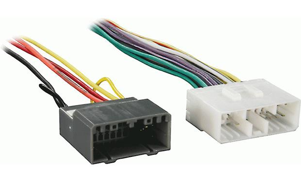 Metra 70-6512  Amp Bypass Harness Other