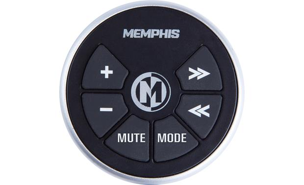 Memphis Audio MXA1MCR Big buttons
