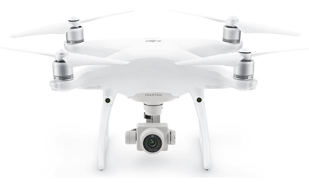 DJI Phantom 4 Advanced Quadcopter Front