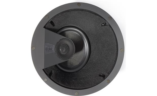 ELAC Debut IC-DT61-W Shown with grille removed