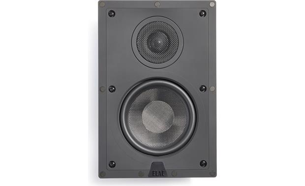 ELAC Debut IW-D61-W Shown with grille removed