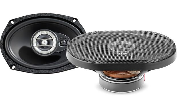 Focal RCX-690 These 3-way speakers give you Focal's acclaimed sound at a competitive price.