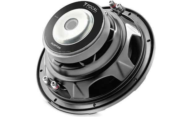 Focal RSB-250 Dual 4-ohm voice coils for wiring flexibility