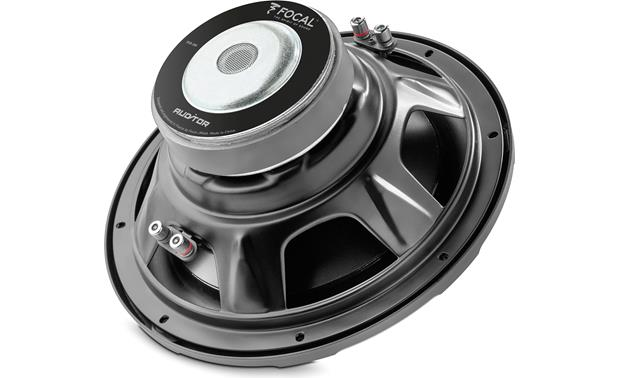 Focal RSB-300 Dual 4-ohm voice coils for wiring flexibility