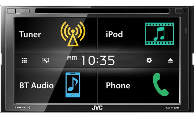 JVC KW-V430BT Other