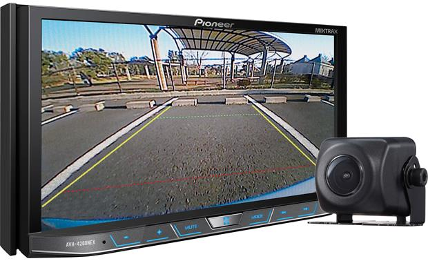 Pioneer AVH-4201NEX Package Pioneer AVH-4200NEX DVD receiver with ND on pioneer backup camera installation, 2005 ford escape fog light wiring diagram, pioneer car audio wiring diagram, pioneer brake bypass relay wiring diagram, pioneer speaker wiring diagram, pontiac g6 radio wiring diagram,