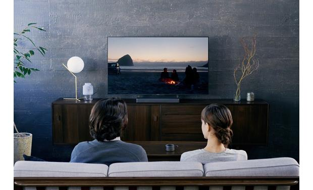 Sony HT-MT300 Ultra-compact sound bar fits into most TV setups