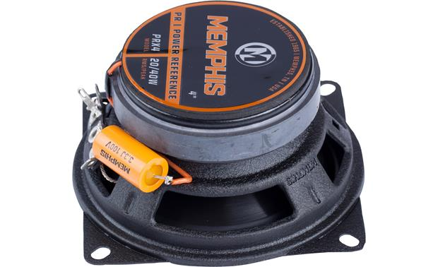 Memphis Audio PRX4 Back