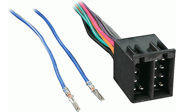 g120701784 F metra 70 1784 receiver wiring harness connect a new car stereo in  at readyjetset.co