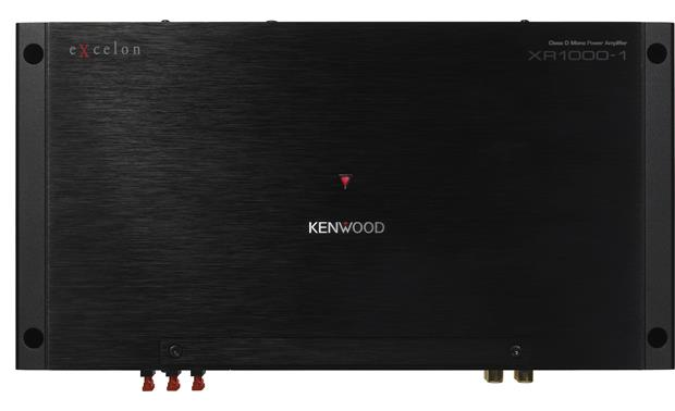 Kenwood Excelon XR1001-1 Front