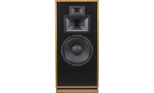 Klipsch Heritage Forte III Direct front view with grille removed