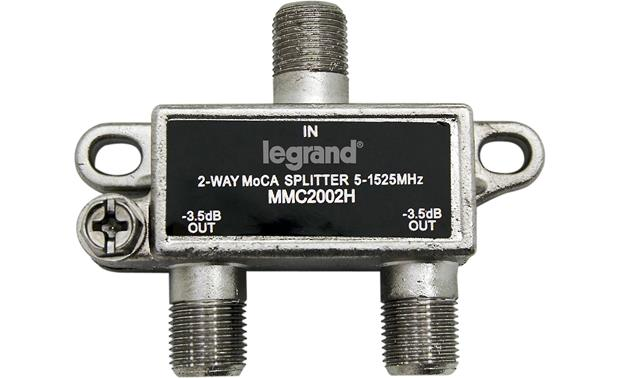 On-Q VM2202V1 2-Way Splitter Front