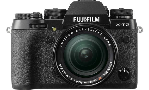 Fujifilm X-T2 Kit Front, straight-on