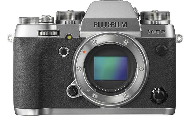 Fujifilm X-T2 (no lens included) Front