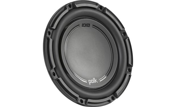 Polk Audio DB 1042 SVC this low-profile sub handles plenty of power.
